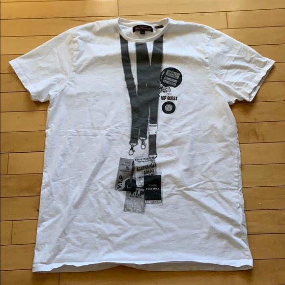 Ben Sherman festival t-shirt men's size XL